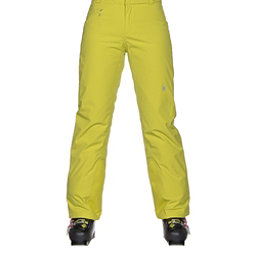 Spyder Winner Athletic Fit Womens Ski Pants, Acid, 256