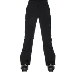 Spyder Me Tailored Fit Womens Ski Pants, Black, 256