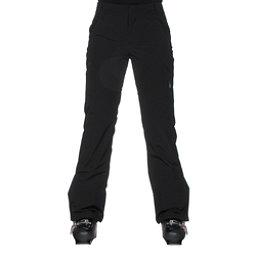 Spyder Me Tailored Fit Womens Ski Pants (Previous Season), Black, 256