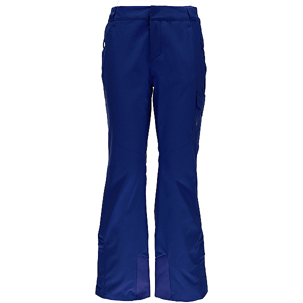 Spyder Me Tailored Fit Womens Ski Pants (Previous Season), Bling, 600