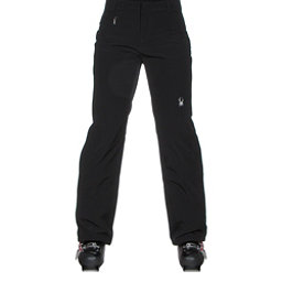 Spyder Winner Athletic Long Womens Ski Pants, Black, 256