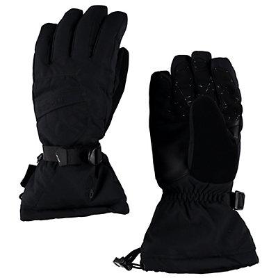 Spyder Overweb Gore-Tex Gloves, Black-Red, viewer