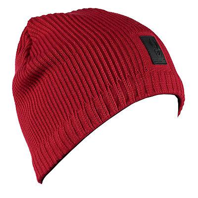 Spyder Bug Button Hat, Red, viewer