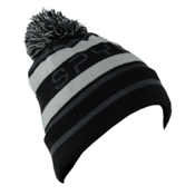 Spyder Icebox Hat, Black-Polar-Cirrus, medium