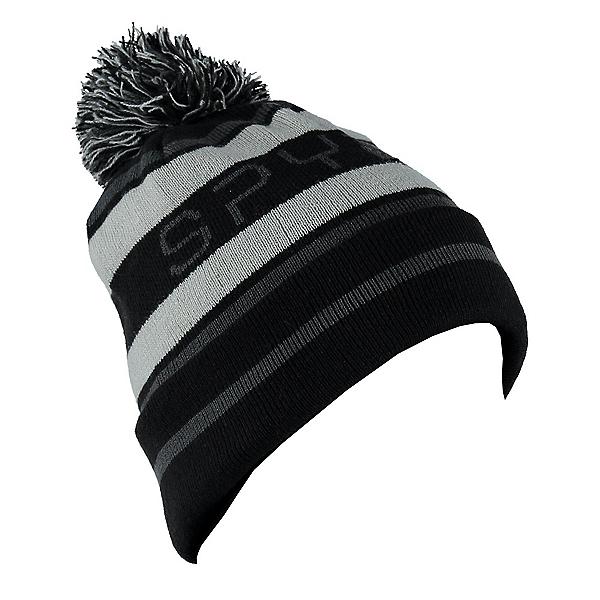 Spyder Icebox Hat (Previous Season), Black-Polar-Cirrus, 600