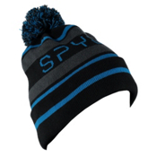 Spyder Icebox Hat, Black-Electric Blue-Polar, medium