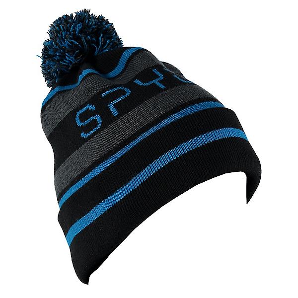 Spyder Icebox Hat (Previous Season), Black-Electric Blue-Polar, 600