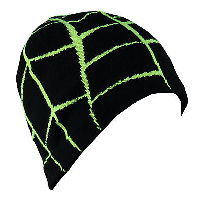 Spyder Web Hat, Black-Bryte Yellow, viewer