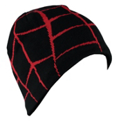 Spyder Web Hat, Black-Red, medium
