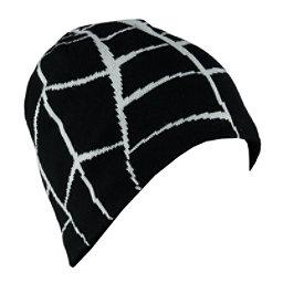 Spyder Web Hat, Black-White, 256