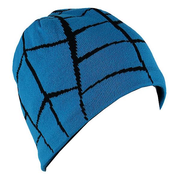 Spyder Web Hat, Electric Blue-Black, 600