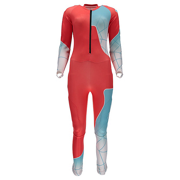 Spyder Nine Ninety Race Suit, Burst-White-Freeze, 600