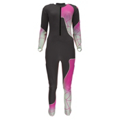 Spyder Nine Ninety Race Suit, Weld-White-Voila, medium