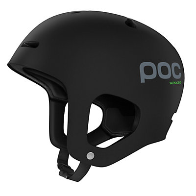 POC Auric Pro Helmet 2017, Matt Black, viewer