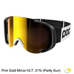POC Cornea Goggles 2018, Uranium Black-Pink Gold Mirror, 256