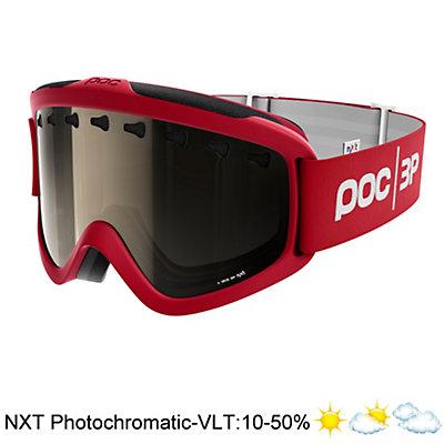 POC Iris 3P Goggles 2017, Glucose Red-Bronze Photo Silve, viewer
