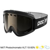 POC Iris 3P Goggles 2017, Uranium Black-Bronze Photo Sil, medium