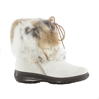 Pajar Livia Womens Boots, White, viewer
