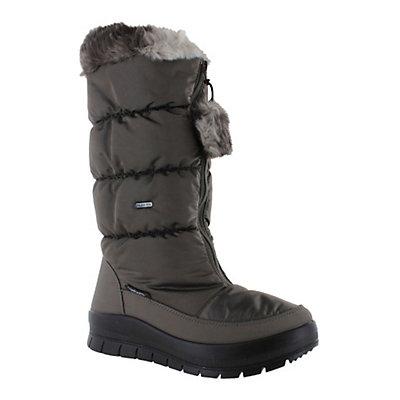 Pajar Toboggan Womens Boots, Charcoal, viewer