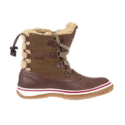 Pajar Iceland Womens Boots, Brown-Taupe, 256
