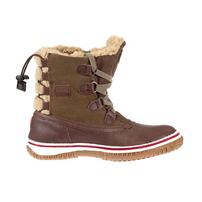 Pajar Iceland Womens Boots, Brown-Taupe, viewer
