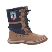 Pajar Grace Womens Boots, Tan-Navy, medium