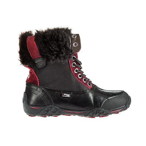 Pajar Gabby Womens Boots, Black-Magenta-Grey, 600