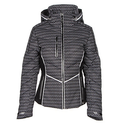 NILS Flo Womens Insulated Ski Jacket, , viewer
