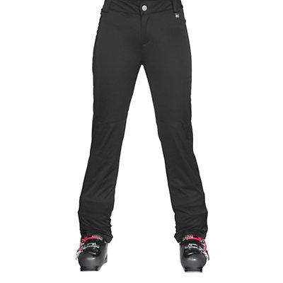 NILS Dominique Womens Ski Pants, Black, viewer