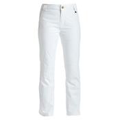 Nils Dominique Womens Ski Pants, White, medium