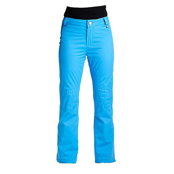 NILS Dominique Womens Ski Pants, Glacier Blue, 600
