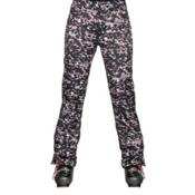 Nils Sienna Print Womens Ski Pants, Winter Garden Print, medium