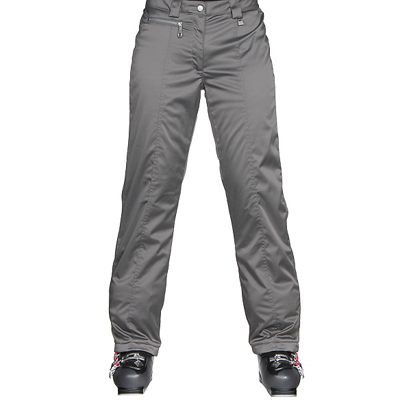 NILS Sydney Womens Ski Pants, Pewter, 600