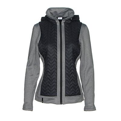 NILS Julie Womens Jacket, White-Black, viewer