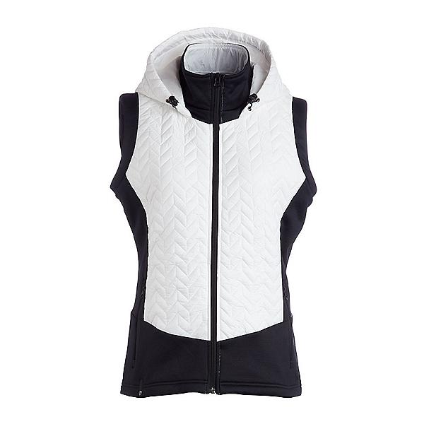 NILS Lottie Womens Vest, White-Black, 600