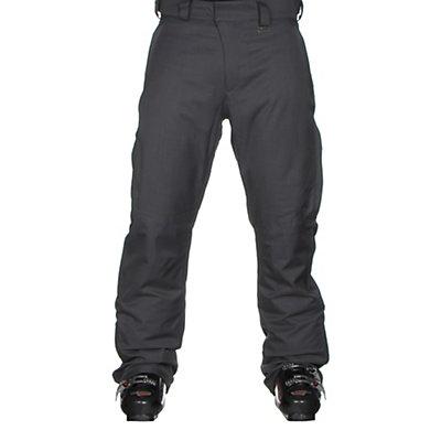 Karbon Rock Mens Ski Pants, Black-Charcoal, viewer