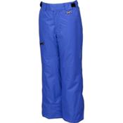 Karbon Stinger Kids Ski Pants, Patriot-Black, medium