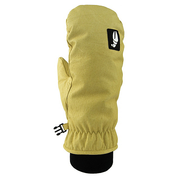 Crab Grab Man Hands Mittens, Man Tan, 600