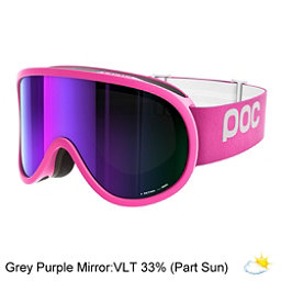 POC Retina Goggles 2018, Ethylene Pink-Grey Purple Mirr, 256