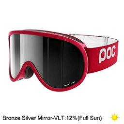 POC Retina Goggles 2018, Glucose Red-Bronze Silver Mirr, 256