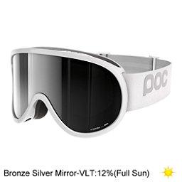 POC Retina Goggles 2018, Hydrogen White-Bronze Silver M, 256