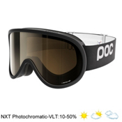POC Retina NXT Photo Goggles, Uranium Black-Bronze Photo Sil, medium