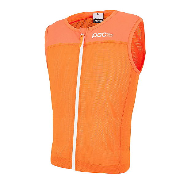 POC POCito VPD Spine Vest 2017, Fluorescent Orange, 600