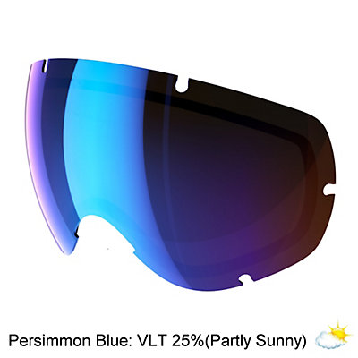 POC Lobes Goggle Replacement Lens 2017, Part Sun, viewer