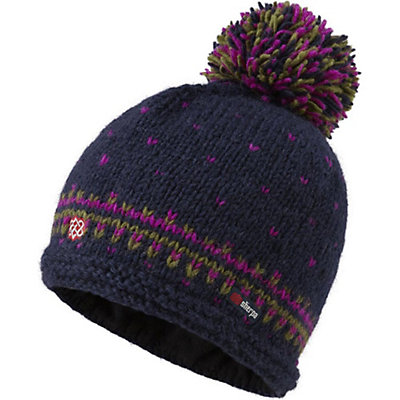 Sherpa Gulmi Hat, Monsoon Grey, viewer