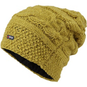 Sherpa Lakshmi Slouch Hat, Ason Brass, medium