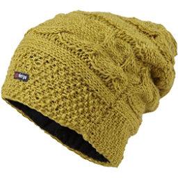 Sherpa Lakshmi Slouch Hat, Ason Brass, 256