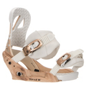 Burton Scribe EST Womens Snowboard Bindings 2017, Timber, medium