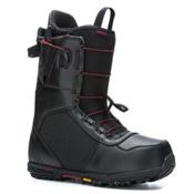 Burton Imperial Snowboard Boots 2017, Black-Red, medium
