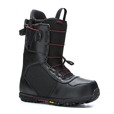 Burton Imperial Snowboard Boots 2017, Black-Red, viewer